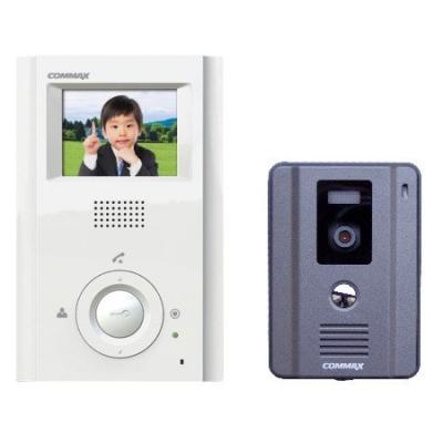 Zestaw videodomofonowy Commax: CDV-35H i DRC-40CK
